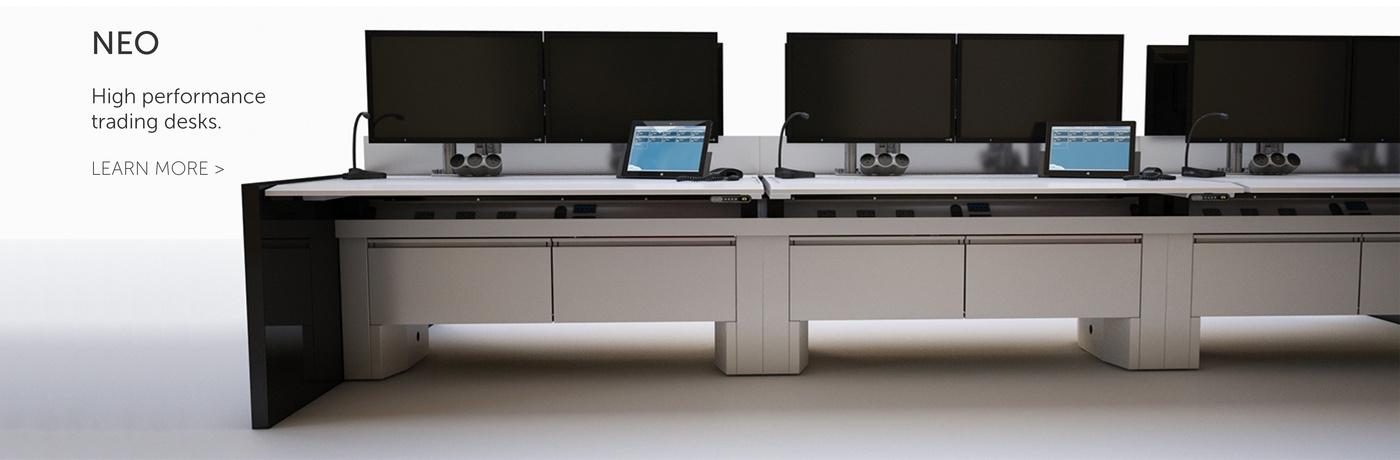 NEO Trading Desk by Innovant