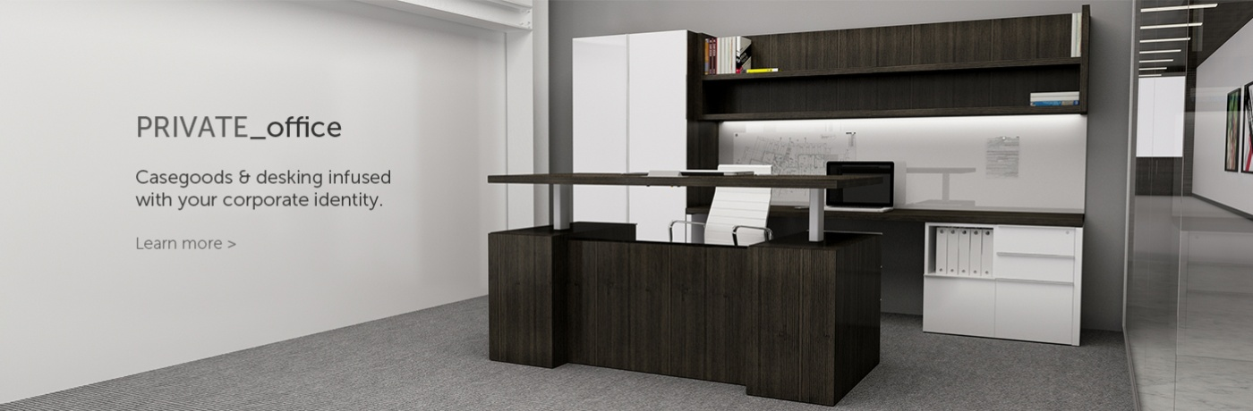 PRIVATE_office Adjustable Height by Innovant