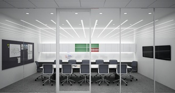 BIG TABLE CONFERENCE ROOM