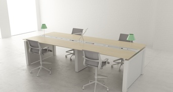 STANDING HEIGHT FORM_OFFICE BENCH