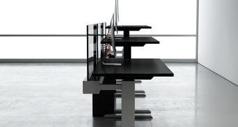 REX FREESTANDING TABLES (REX8f)