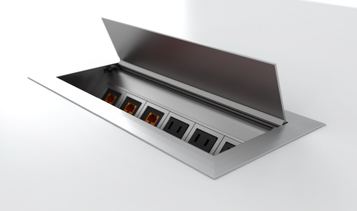 Innovant's Recessed Service Access