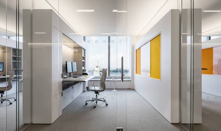 CASE STUDY: CUSTOM PRIVATE OFFICES
