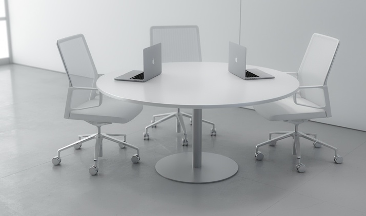 Round NIGEL Meeting Table