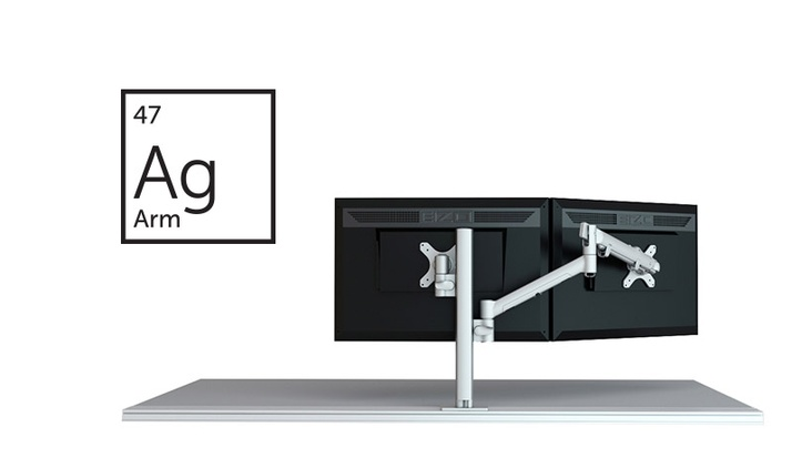 Ag Monitor Arm