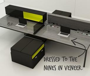 NIGEL Desking